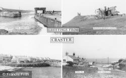 Craster, Composite c.1960