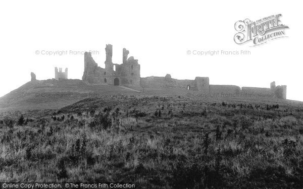 Photo of Craster, Dunstanburgh Castle 1951