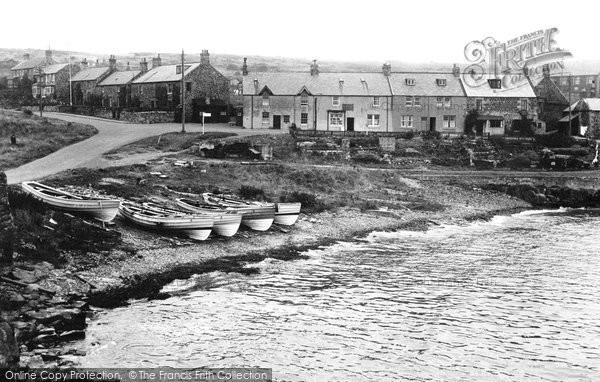 Photo of Craster, The Harbour 1951