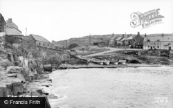 Craster, The Village c.1950