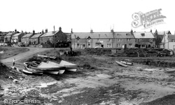 Craster, The Village c.1960