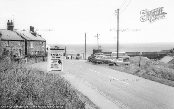 Photo of Craster, The Village c.1960