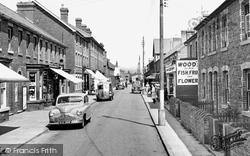 Market Street c.1955, Craven Arms
