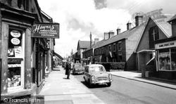 Market Street c.1960, Craven Arms