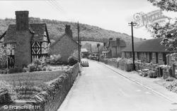 Newton Street c.1960, Craven Arms