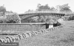 The Bridge c.1955, Craven Arms