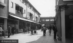 Crawley, Broad Walk c.1960