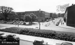 Crawley, Broadway c.1965
