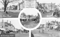 Crawley, Composite c.1950