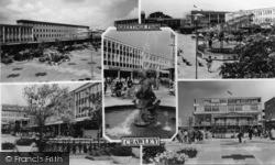 Crawley, Composite c.1960