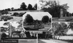 Crawley, Composite c.1965