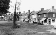 Crawley Down, Bowers Place c1965