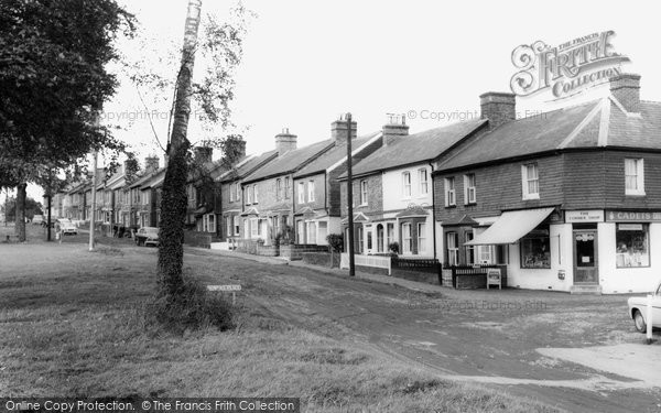 Photo of Crawley Down, Bowers Place c1965