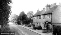 Crawley Down, Post Office c.1960