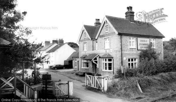 Photo of Crawley Down, Royal Oak c.1965