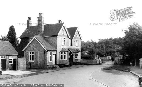 Photo of Crawley Down, Royal Oak c.1965