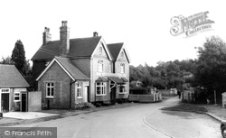 Crawley Down, Royal Oak c.1965