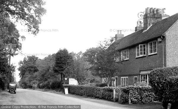 Photo of Crawley Down, The Village c.1950
