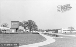 Crawley, Manor Royal, Industrial Area c.1955