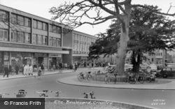 The Boulevard c.1965, Crawley
