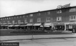 Crawley, The Parade c.1955