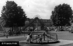 Crawley, The Recreation Centre c.1960