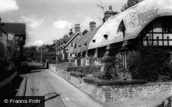Crawley, The Village c.1960