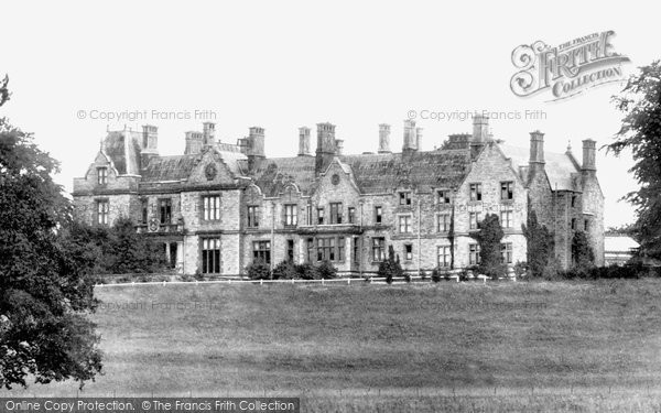 Photo of Crawley, Tillgate Mansion 1907
