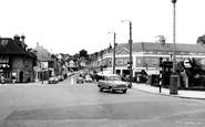 Crayford, High Street c1965