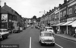 Crayford, High Street c.1965
