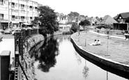 Crayford, Riverside c1965