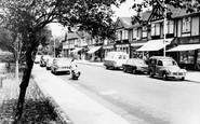 Crayford, the Parade c1965