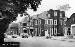 Crayford, Town Hall c.1960