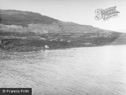 Creag Island, Seals On The Beach 1957