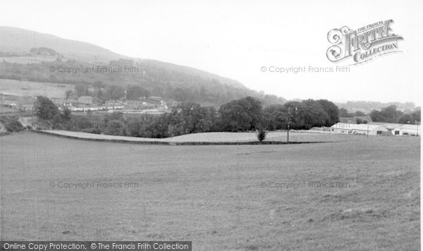 Photo of Creetown, c.1960