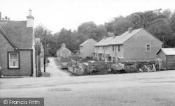 Creetown, Carsluith Road c.1960