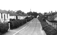 Creetown, Chain Road c1955