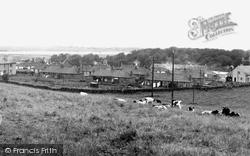 Creetown, Cheyne Terrace c.1955