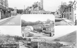 Creetown, Composite c.1960