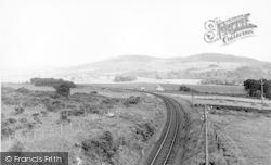 Creetown, Larg Hills c.1955