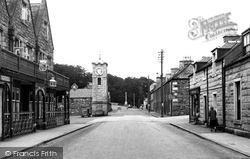 Creetown, St John's Street c.1955
