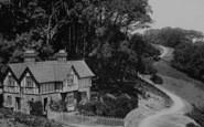 Cremyll, Beechwood Cottage, Mount Edgcumbe 1890