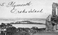 Cremyll, Drake's Island c.1869
