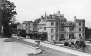 Cremyll, Mount Edgcumbe House 1890