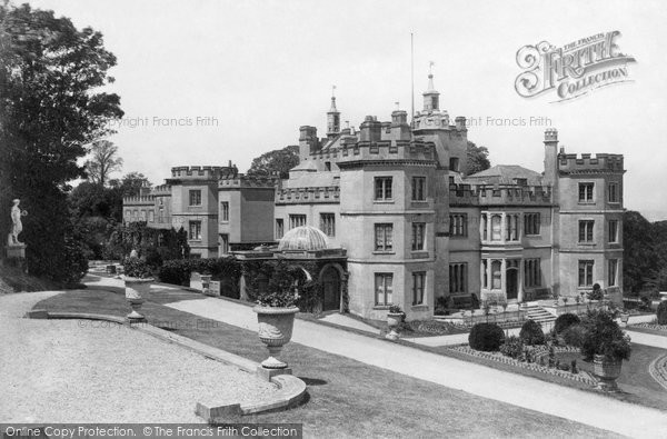 Photo of Plymouth, Mount Edgcumbe House 1890, ref. 22435