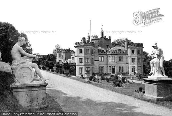 Photo of Cremyll, Mount Edgcumbe House 1890