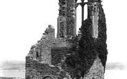 Cremyll, Mount Edgcumbe Ruins 1890