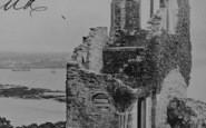 Cremyll, Mount Edgcumbe Ruins c.1869