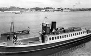 Cremyll, The Ferry c.1960