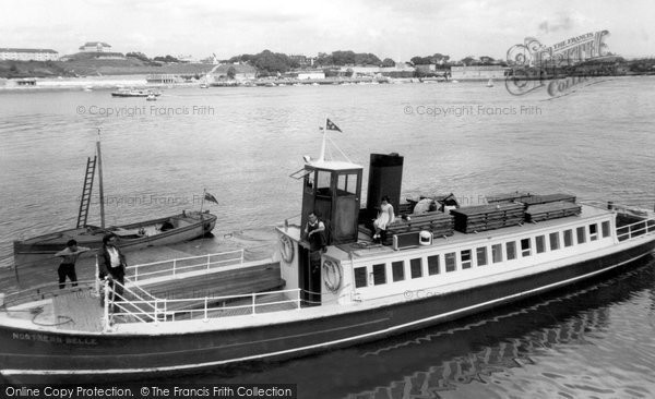 Cremyll, the Ferry c1960
